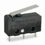 ЭлектроЛига - Микропереключатели KW11