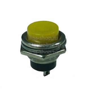 Кнопка DS-212 Желтый