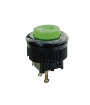 Кнопка DS-500 зеленый без фиксации