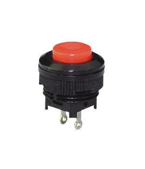Кнопка DS-500 красный  без фиксации