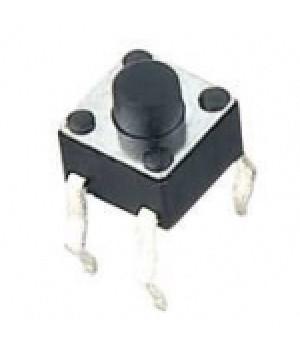 Кнопка тактовая 4.5*4.5*4.3 1000 шт.