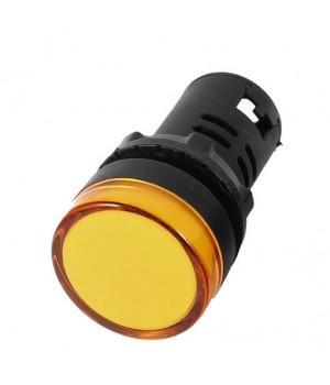 Лампа диодная AD-16-16, желтая