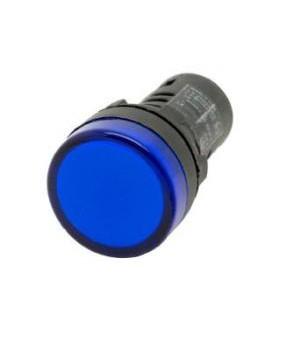 Лампа диодная AD-16-22, синяя